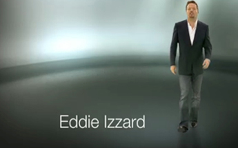 Eddie Izzard's brilliant broadcast on brilliant Britain