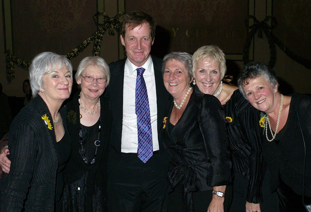 Alastair Campbell and friends