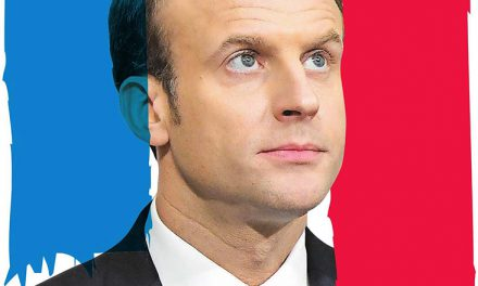 Macron is the real heir to Tony Blair