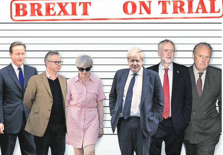 Brexit on Trial