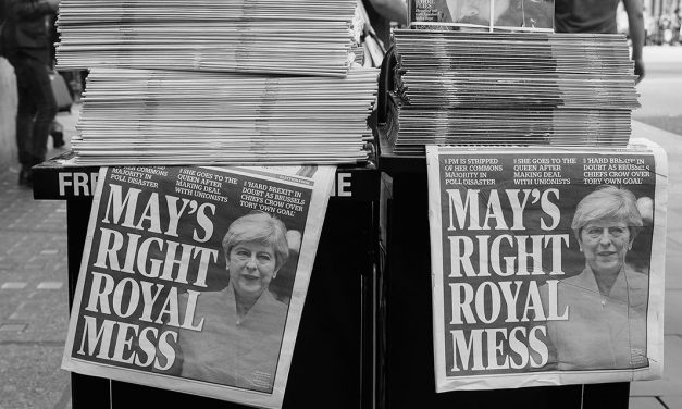 Let's make sure Tuesday is all about May's so-called deal going down big time