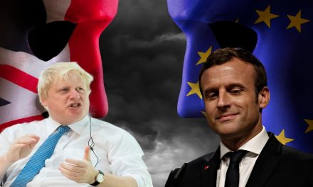 As Johnson's latest wheeze falls apart, my speech to French business on what is going on … spoiler alert JE NE SAIS PAS – ET LUI NON PLUS