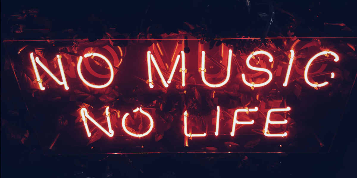 the joy (and agony) of choosing six pieces of music AS THE SOUNDTRACK OF YOUR LIFE