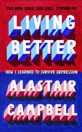 Living Better – Paperback Cover